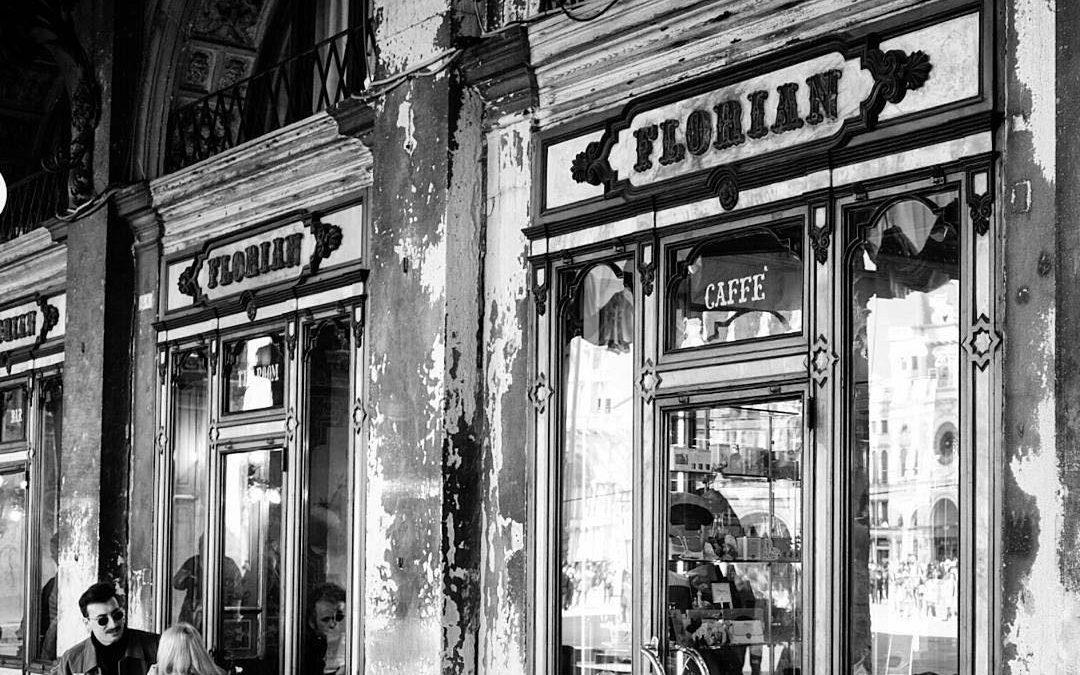 Cafe Florian Wenecja