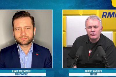 Bortniczuk i Mazurek wywiad