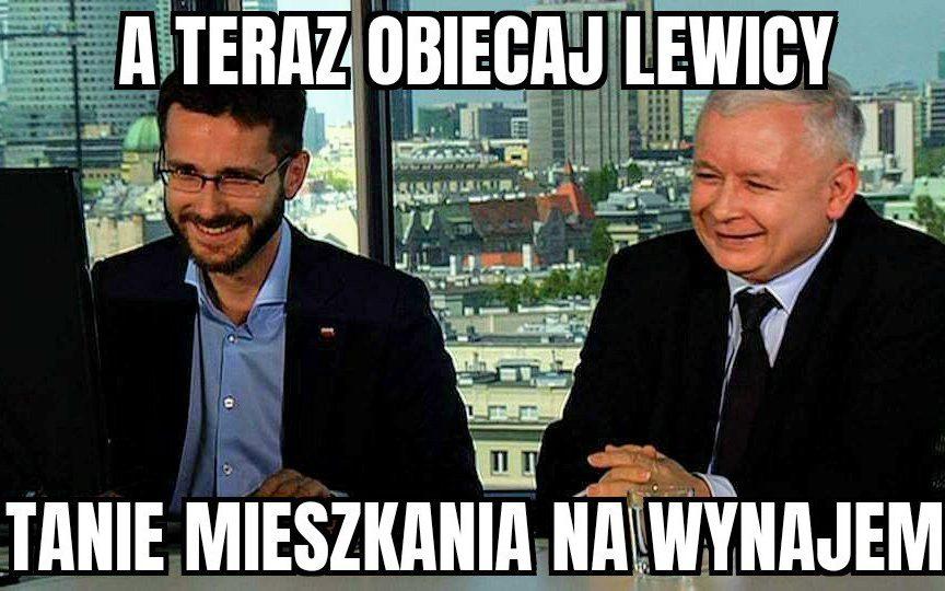 Lewica memy