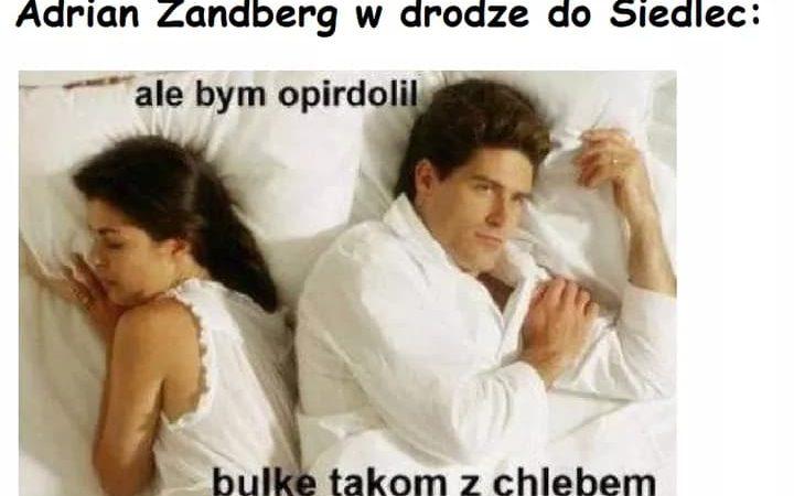 Memy zandberg