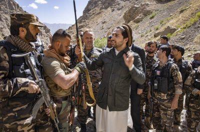 Ruch oporu Afganistan
