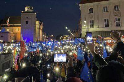 Protest UE