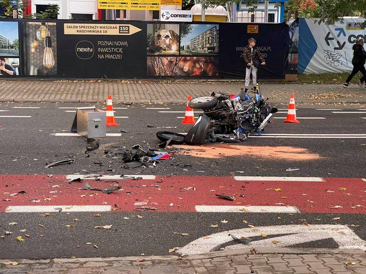 Borkoś Wypadek