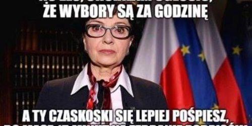 Jacek Sasin memy